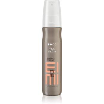 Wella Professionals Eimi Perfect Setting spray pentru fixare pentru un par stralucitor si catifelat notino.ro