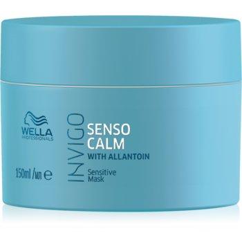 Wella Professionals Invigo Senso Calm maska na vlasy pro citlivou pokožku hlavy 150 ml