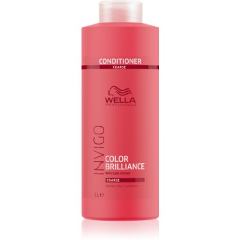 Wella Professionals Invigo Color Brilliance balsam pentru păr des vopsit notino.ro