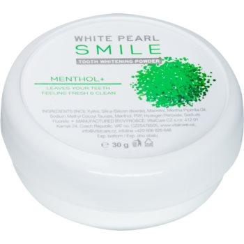 White Pearl Smile pudra pentru albirea dintilor imagine 2021 notino.ro