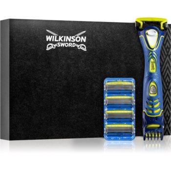 Wilkinson Sword Hydro5 Groomer Aparat de tuns și ras rezerva lama 8 pc imagine 2021 notino.ro