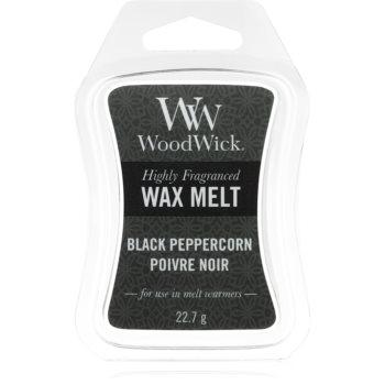Woodwick Black Peppercorn ceară pentru aromatizator