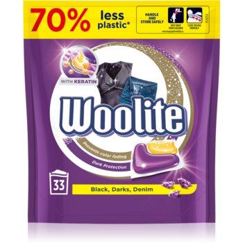Woolite Darks, Denim & Black capsule de spălat cu keratina imagine 2021 notino.ro