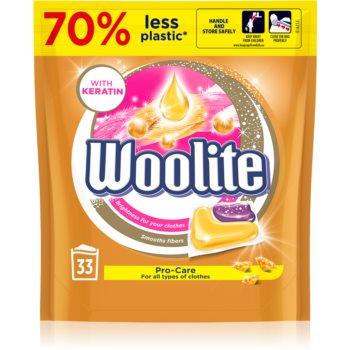 Woolite Pro-Care capsule de spălat cu keratina imagine 2021 notino.ro