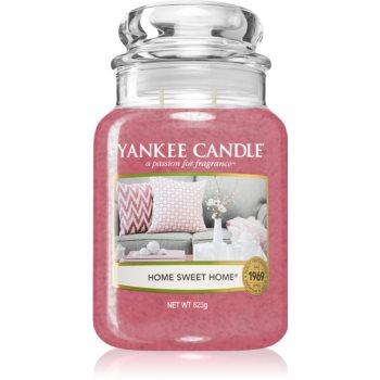 Yankee Candle Home Sweet Home lumânare parfumată