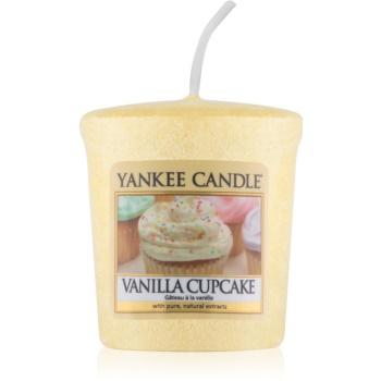 Yankee Candle Vanilla Cupcake lumânare votiv notino.ro