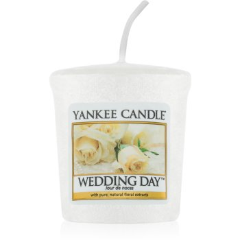 Yankee Candle Wedding Day lumânare votiv