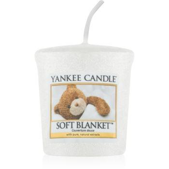 Yankee Candle Soft Blanket lumânare votiv