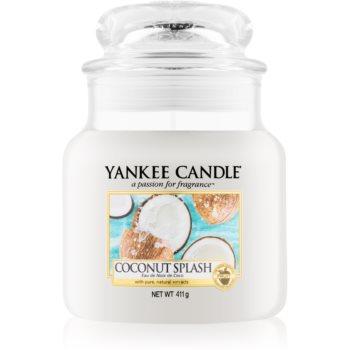 Yankee Candle Coconut Splash lumânare parfumată