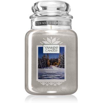 Yankee Candle Candlelit Cabin lumânare parfumată