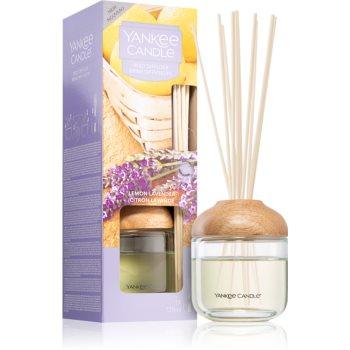 Yankee Candle Lemon Lavender aroma difuzor cu rezervã