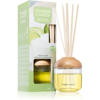 Yankee Candle Vanilla Lime aroma difuzor cu rezervã