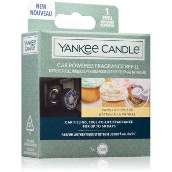 Yankee Candle Vanilla Cupcake parfum pentru masina rezervă I.