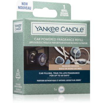 Yankee Candle Seaside Woods parfum pentru masina imagine 2021 notino.ro