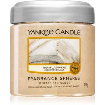 Yankee Candle Warm Cashmere mărgele parfumate