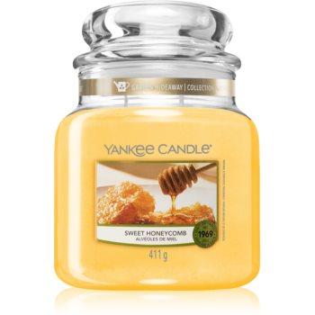 Yankee Candle Sweet Honeycomb lumânare parfumată