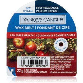 Yankee Candle Red Apple Wreath ceară pentru aromatizator I.