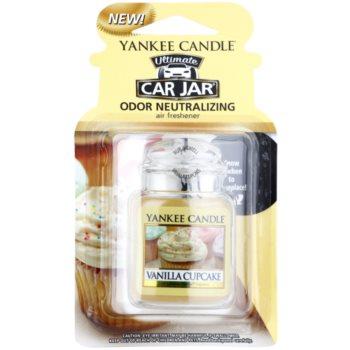 Yankee Candle Vanilla Cupcake parfum pentru masina agatat image0