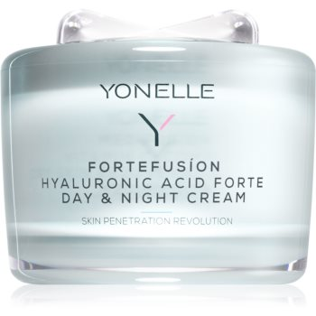 Yonelle Fortefusíon crema de zi si de noapte cu acid hialuronic notino poza