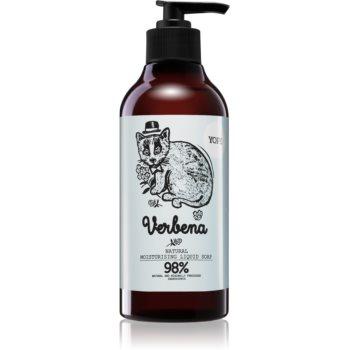 Yope Verbena sapun lichid delicat pentru maini imagine 2021 notino.ro
