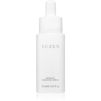 Yuzen Radiance Enhancing Serum ser hidratant si hranitor pentru protectia tenului notino poza