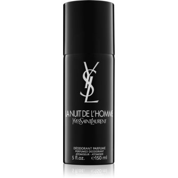 Yves Saint Laurent La Nuit de L'Homme deodorant spray pentru bărbați