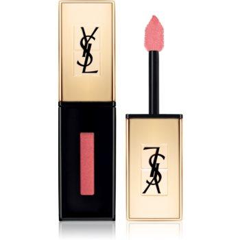 Yves Saint Laurent Vernis À Lèvres Rebel Nudes ruj rezistent si luciu de buze. 2 in 1 notino.ro