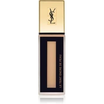 Yves Saint Laurent Le Teint Encre de Peau make-up usor matifiant SPF 18 notino poza