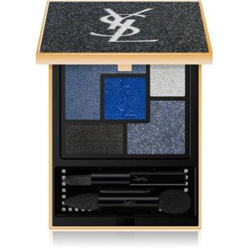 Yves Saint Laurent Couture Palette Black Opium Intense Night Edition Paleta ochi umbre cu 5 nuante notino poza