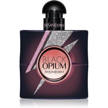 Yves Saint Laurent Black Opium Storm Illusion Eau de Parfum editie limitata pentru femei