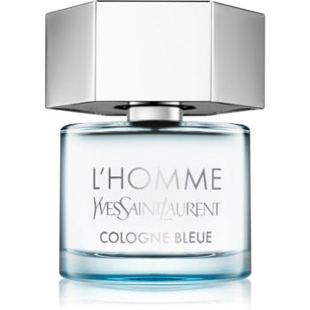 Yves Saint Laurent L'Homme Cologne Bleue Eau de Toilette pentru bărbați imagine 2021 notino.ro