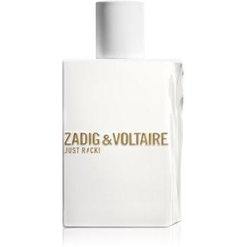 Zadig & Voltaire Just Rock! Pour Elle Eau de Parfum pentru femei