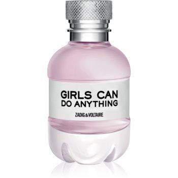 Zadig & Voltaire Girls Can Do Anything Eau de Parfum pentru femei