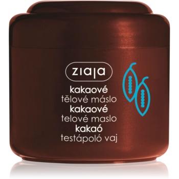 Ziaja Cocoa Butter unt pentru corp imagine 2021 notino.ro