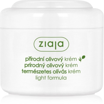 Ziaja Natural Olive crema de zi hidratanta pentru piele normala si uscata imagine 2021 notino.ro