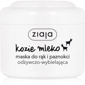 Ziaja Goat's Milk masca pentru maini si unghii imagine 2021 notino.ro