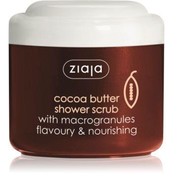 Ziaja Cocoa Butter gel de dus exfoliant imagine 2021 notino.ro