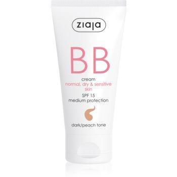 Ziaja BB Cream cremă BB pentru pielea normală și uscată imagine 2021 notino.ro