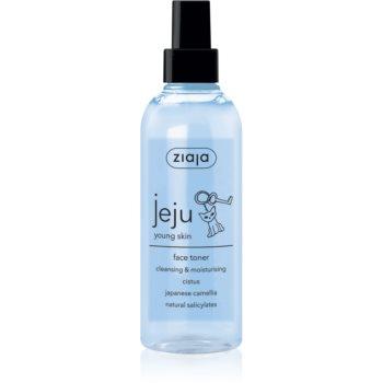 Ziaja Jeju Young Skin Lotiune tonica sub forma de spray pentru fata pentru piele tanara imagine 2021 notino.ro
