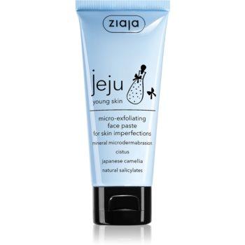 Ziaja Jeju Young Skin pasta pentru exfoliere imagine 2021 notino.ro