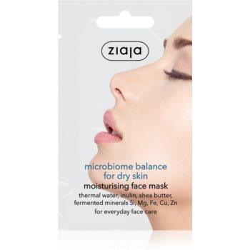 Ziaja Microbiome Balance masca cremoasa hidratanta imagine 2021 notino.ro