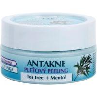 Bione Cosmetics Antakne pleťový a telový peeling