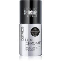 Catrice Luxchrome lak na nechty so zrkadlovým efektom