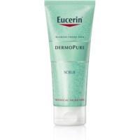 Eucerin DermoPure scrub detergente per pelli problematiche