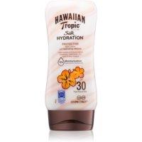 Hawaiian Tropic Silk Hydration feuchtigkeitsspendende Creme zum bräunen SPF 30