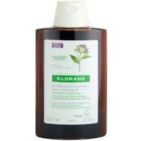 Klorane Quinine shampoo rinforzante per capelli deboli