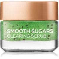 L'Oréal Paris Smooth Sugars Scrub scrub detergente contro i punti neri