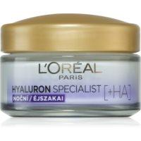 L'Oréal Paris Hyaluron Specialist vypĺňajúci nočný krém