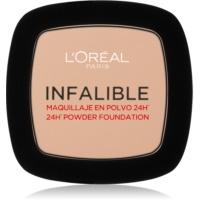 L'Oréal Paris Infallible fixačný púder