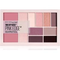 Maybelline The City Kits™ Pink Edge palette multifunzione per viso e occhi